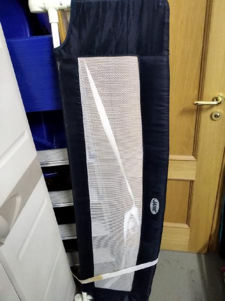 Barrera protectora de cama para niños