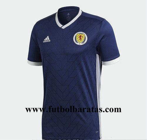 Camiseta escocia 2017/2018 en alcóntar