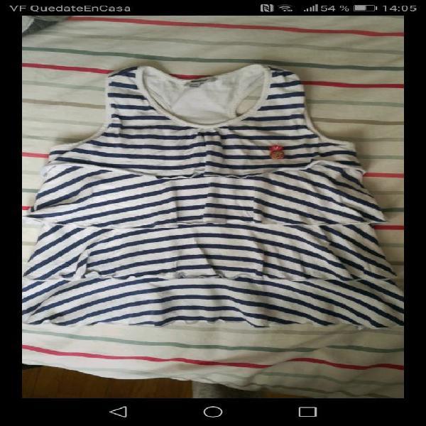 Camiseta niña 3pommes