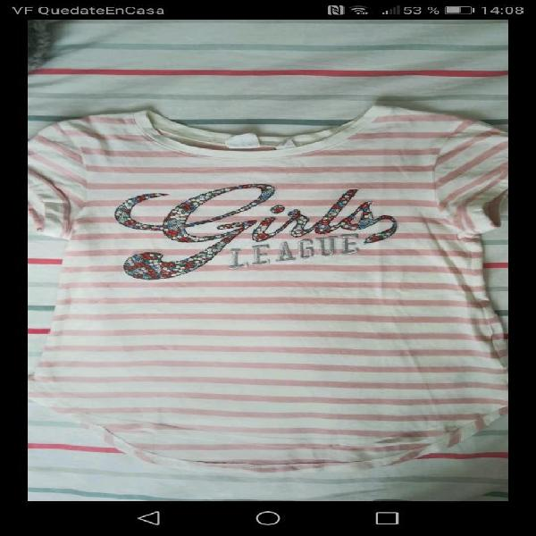 Camiseta niña gap