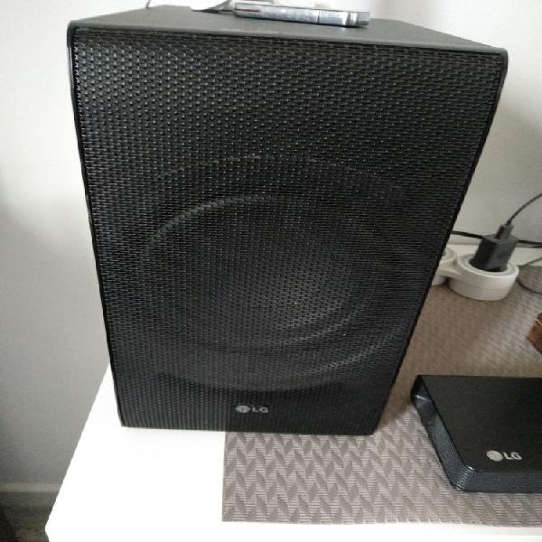 Dolby sound round