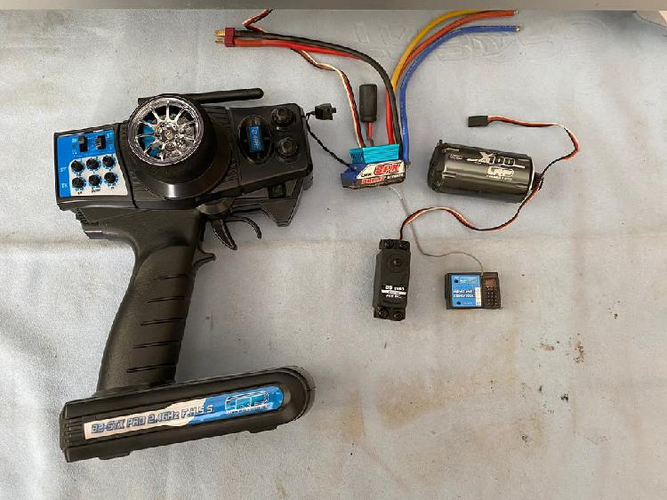 Electronica lrp s10 twister 2 extreme 100 brushle
