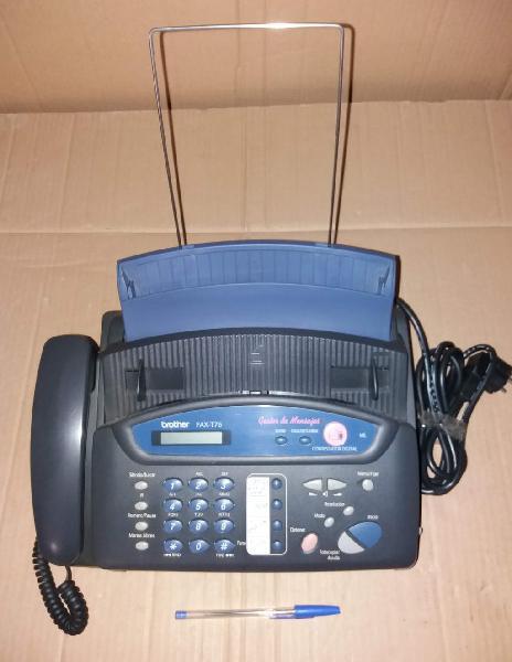 Fax multifunción brother t76.