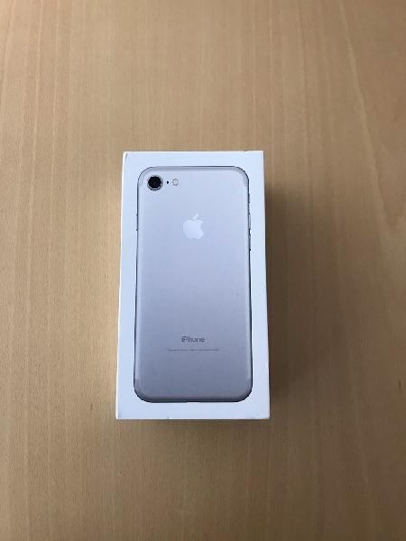 Iphone 7 128 gb nuevo/factura