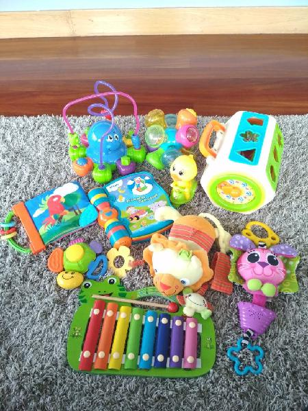 Juguetes bebé/niño/niña (lote 1)