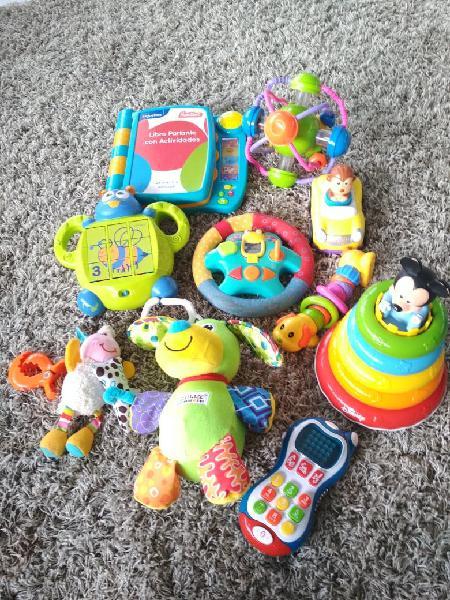 Juguetes bebé/niño/niña (lote 2)