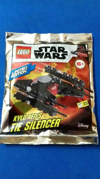 Lego star wars nave tie silencer