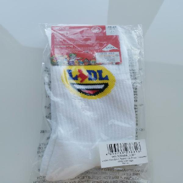 Lidl socks emoji nuevo sin estrenar eu 39 - 42 lim