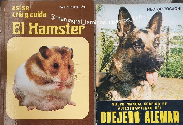 Mamagraf el hamster & ovejero aleman