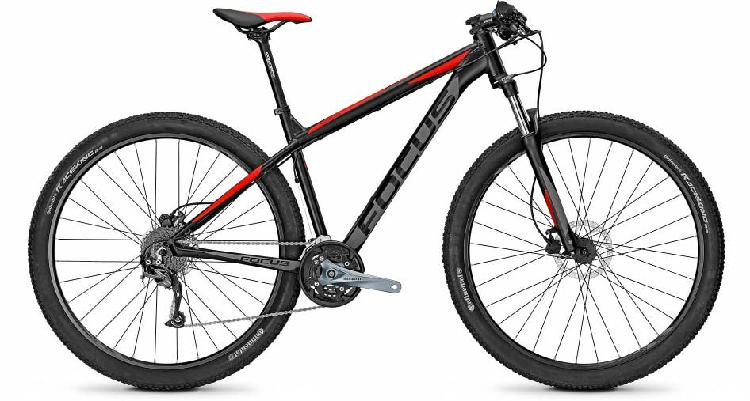 Mountain bike focus whistler evo 29