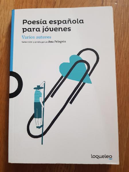 Poesia española para jovenes