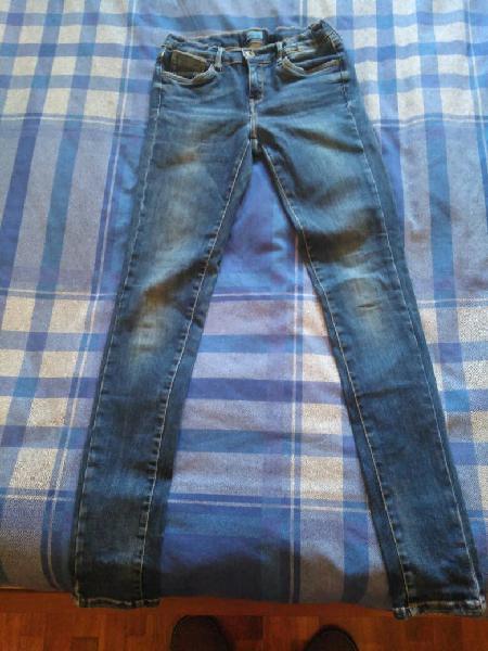 Pantalón vaquero chica