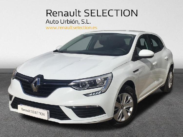 Renault renault megane berlina megane berlina limited blue