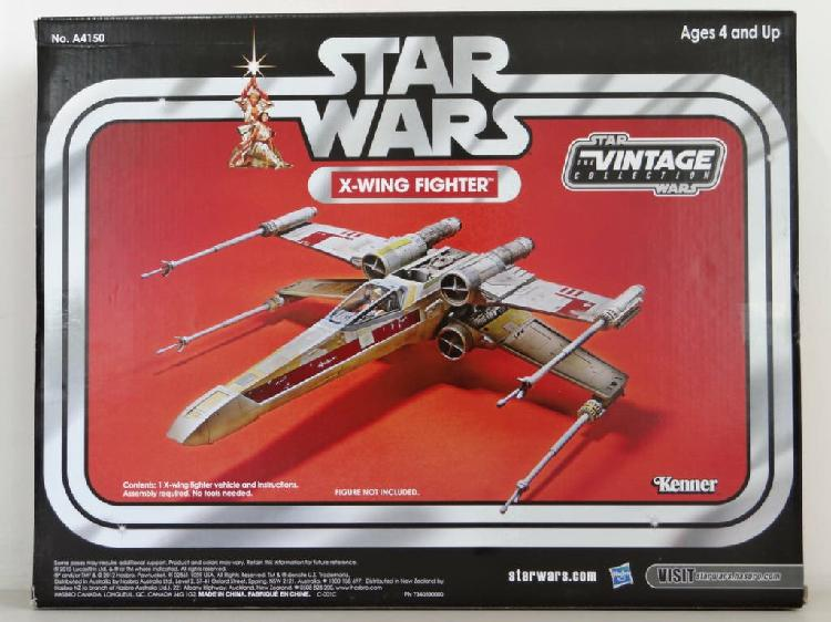 Star wars x-wing vintage collection