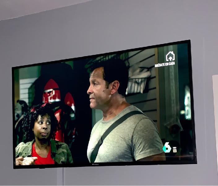 Tv hisense 50 led ultra hd 4k h50a6140 smart tv