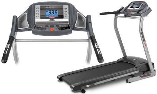 Vendo cinta de correr bh fitness eco2