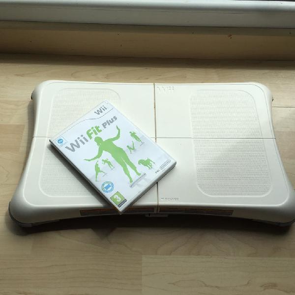 Wii fit+ wii sports + balance board