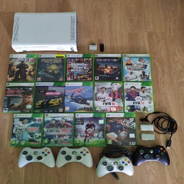Xbox 360 hdmi pack