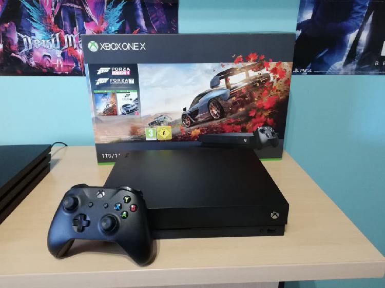Xbox one x | 20 juegos xbox one | baterías