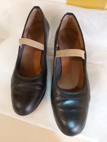 Zapatos de baile o flamenca