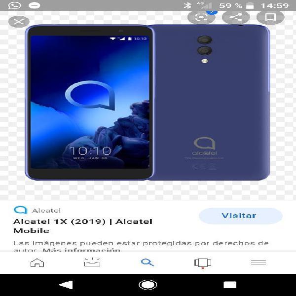 Alcatel 1x nuevo