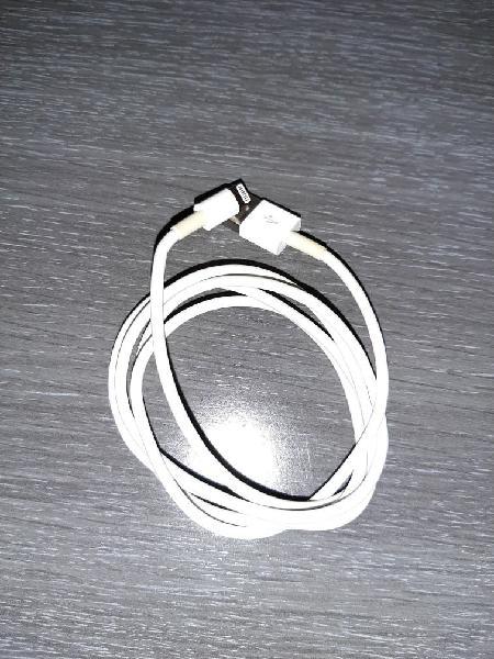 Cable del cargador iphone
