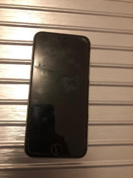 Iphone 6s 16gb, color plata como nuevo