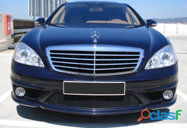 Mercedes s65 l amg