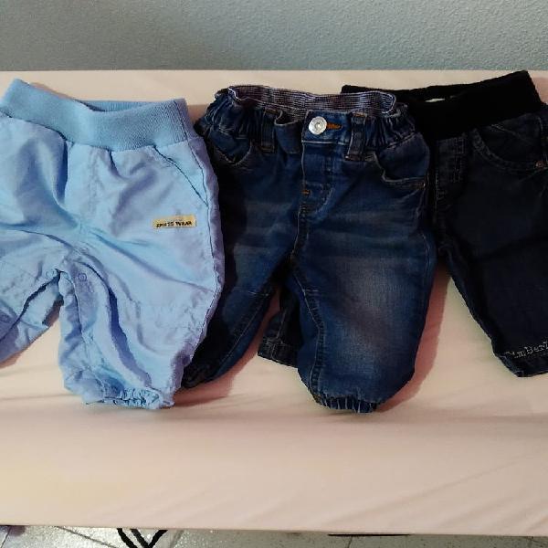Pack de ropa de bebé nene 0-3 meses