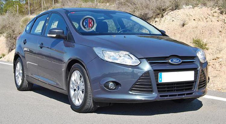 Ford focus 1. 6tdci 100cv trend 6v, impecable.
