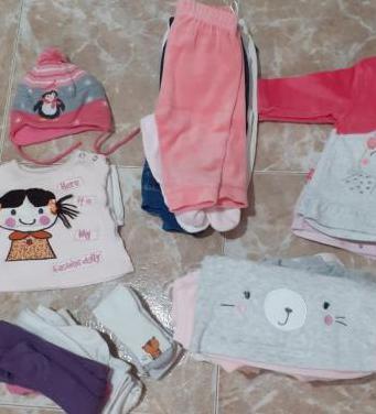 Gran lote ropa invierno 0-3