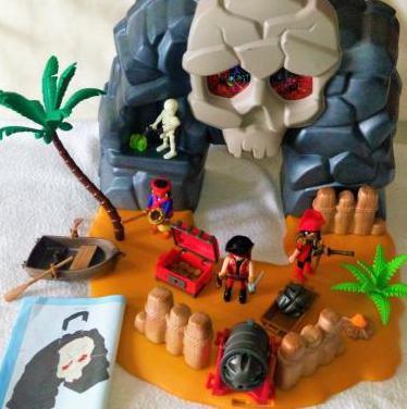 Playmobil isla pirata ref. 4443