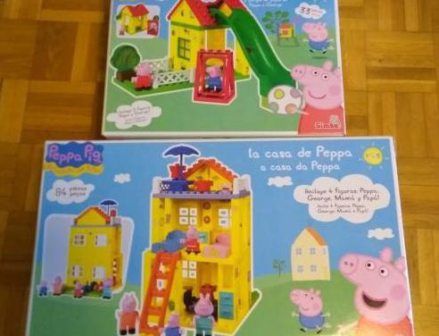 Peppa pig construcción