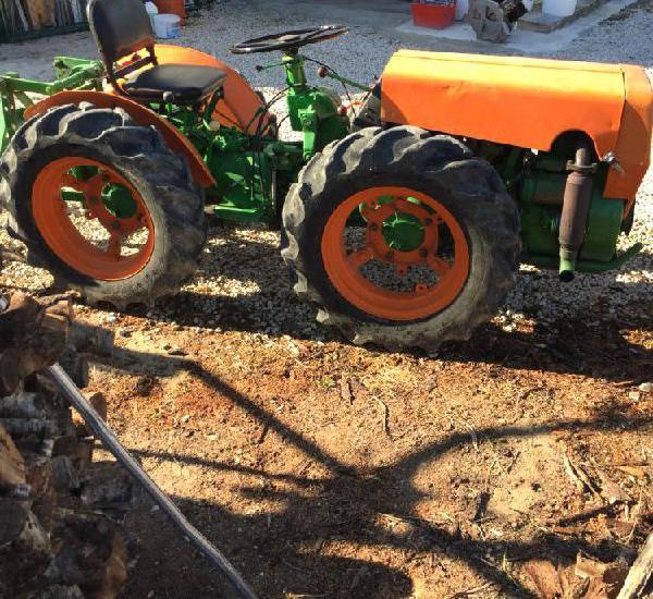 Venta de mini tractor agria 8900 en alicante