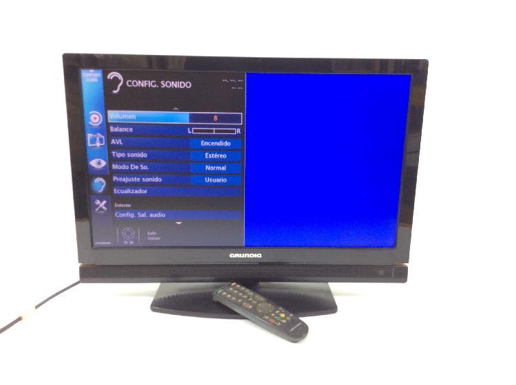 Televisor led grundig 22vle7120 bf