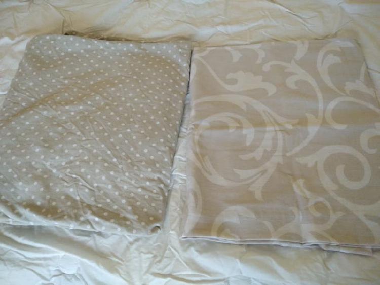 2 modelos diferentes funda nórdica bajera y almoha