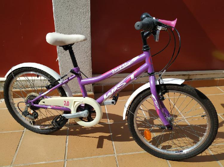 """Bici niña 20"""""""