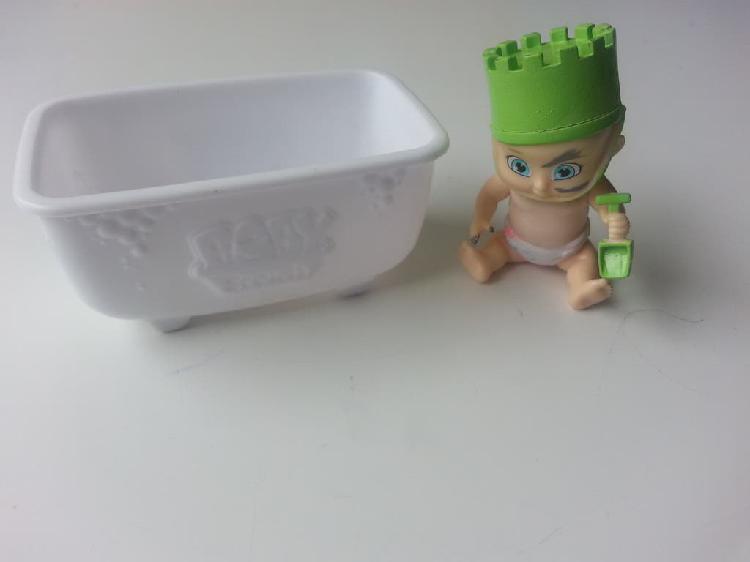 Bebé + bañera colección baby secrets
