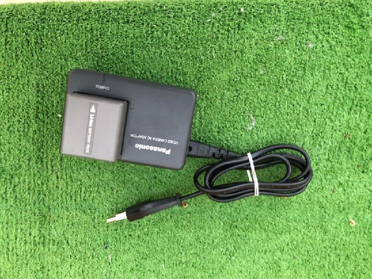 Cargador batería vídeo cámara panasonic