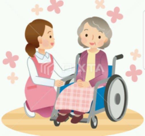 Cuidadora y servicio doméstico