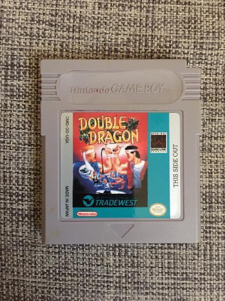Double dragon para game boy