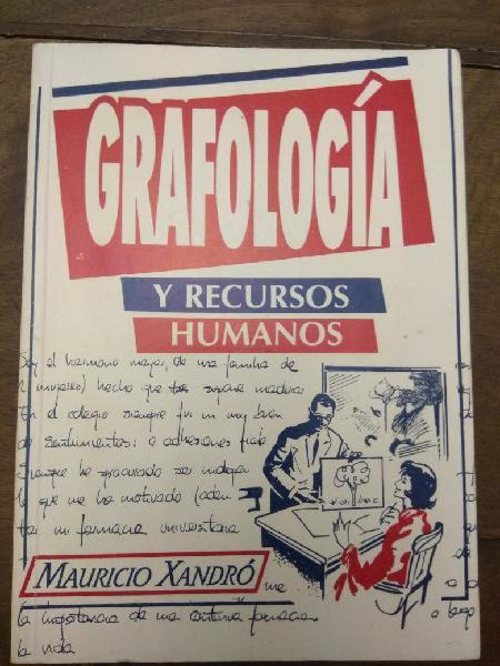 Grafologia y recurso humanos