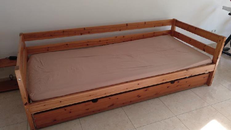 Ikea sofá - cama - cajón nido