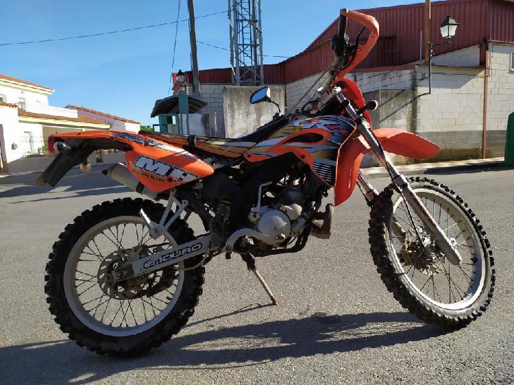 Mh ryz 50cc motor hispania ciclomotor