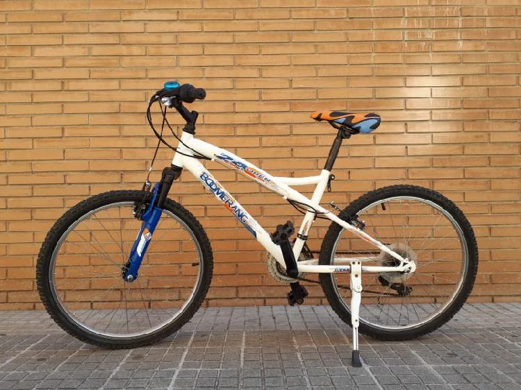 "Mountain bike bicicleta 24"""