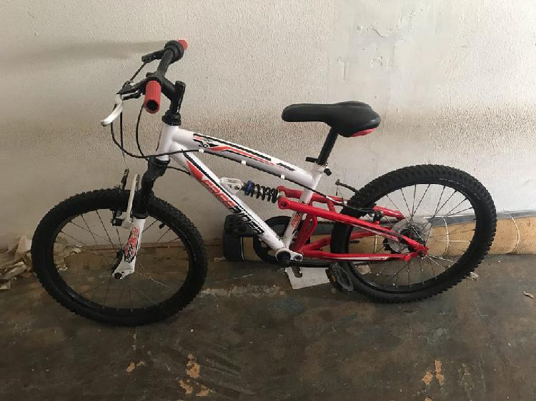 Mountain bike para niño