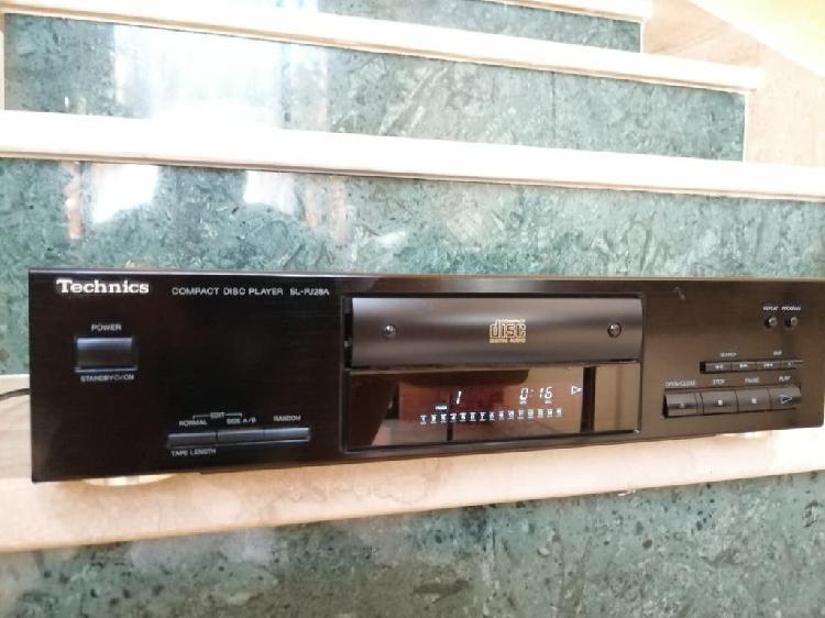 Reproductor cd technics sl-pj28a