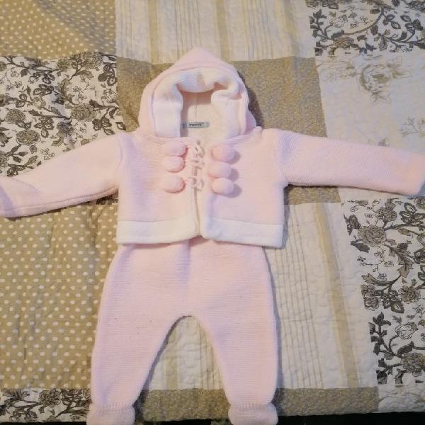 Ropa bebé niña