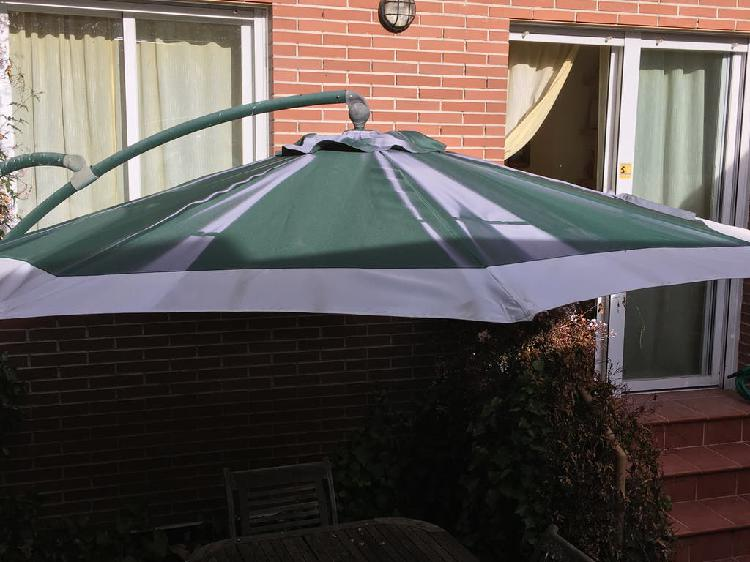 Sombrilla para jardín o terraza
