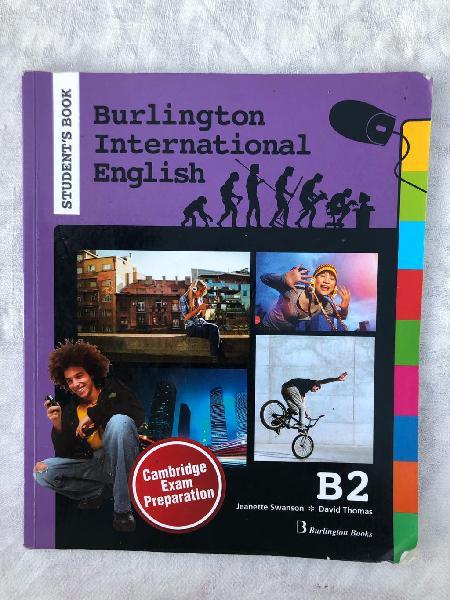 Student's book 2bach - burlington books